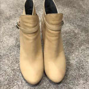 7 for mankind booties size 8